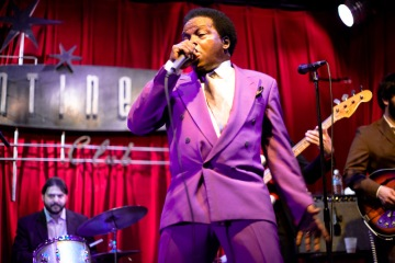 Lee Fields. Copyright Mars Varela 2014